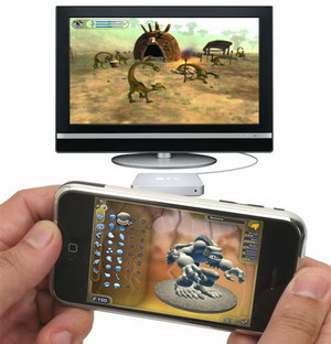 Apple iPhone Fighting For Portable Game Console Supremacy?