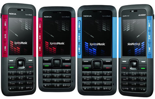 Nokia 5310 XpressMusic Mobile Phone