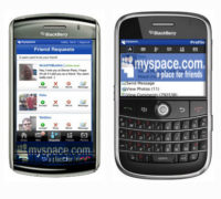 Stay Connected With Friends On MySpace With BlackBerry Smartphone