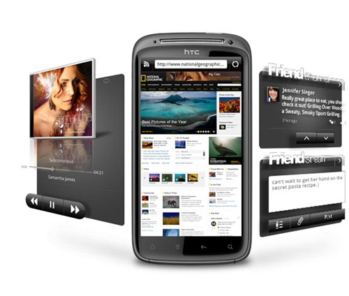 HTC Sensation 4G Android Smartphone Review