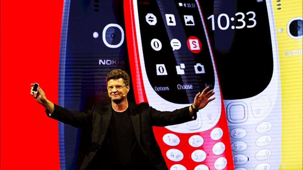 nokia 3310 relauched