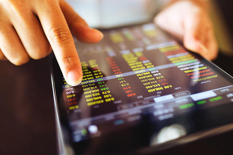 online trading technology