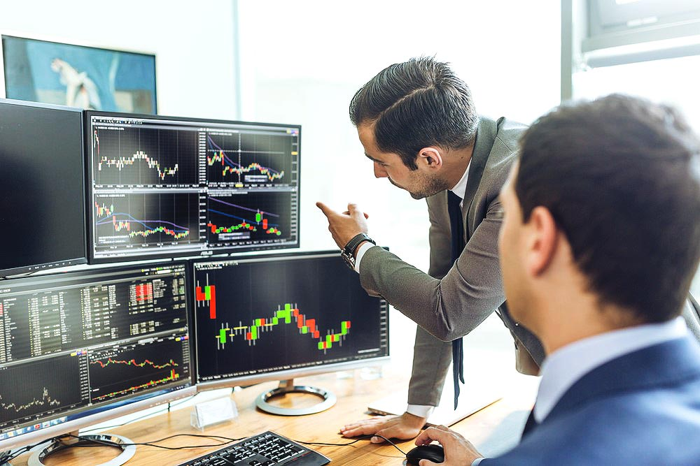 trading online easier now with tech