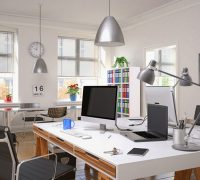 what you need for efficient home office