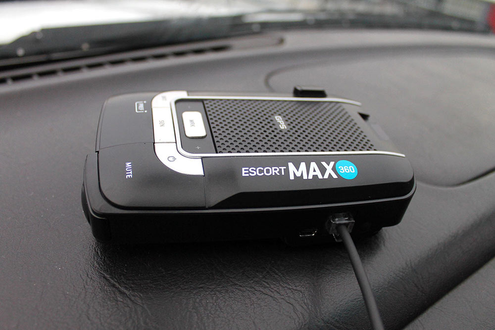 escort max car gadget
