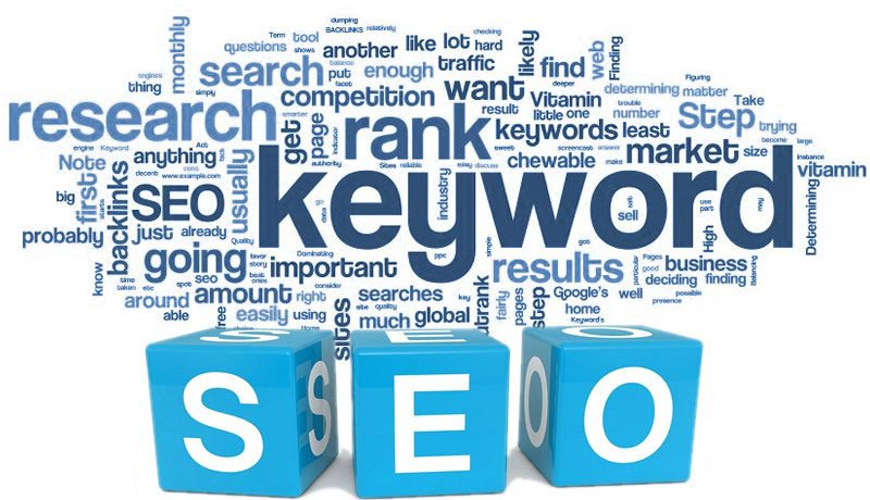 seo keyword listings