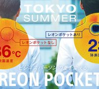 portable wearable air conditioner reon pocket