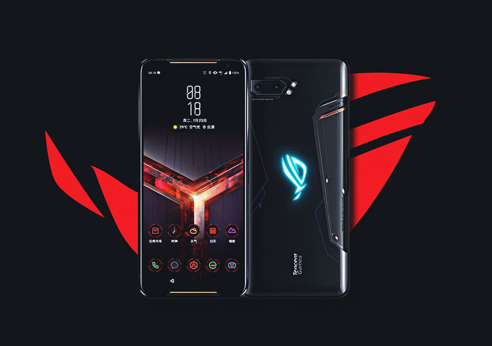 asus rog phone 2 spec and review