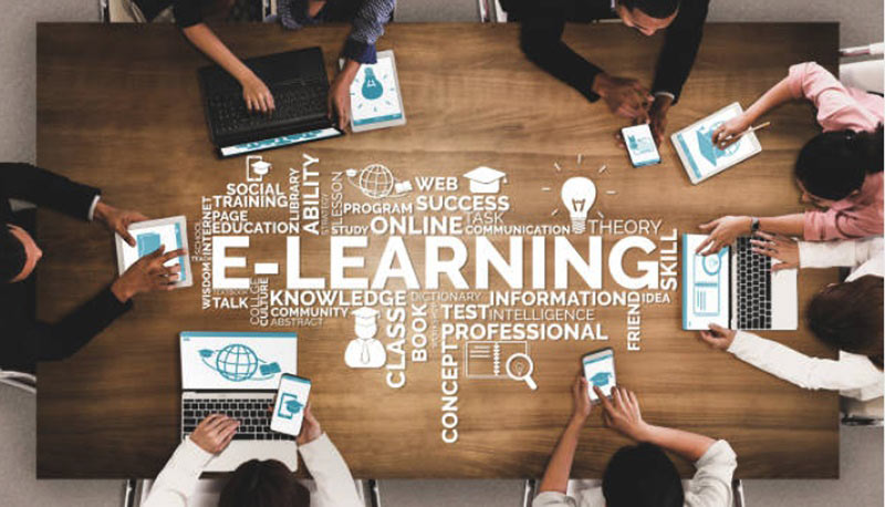 software and tools to building digital course
