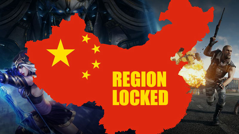 games region locked