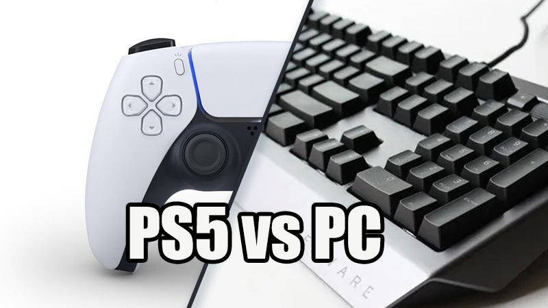 ps5 vs pc gaming