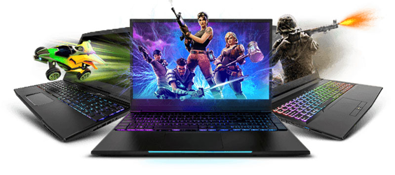 speed perfomance of gaming laptop