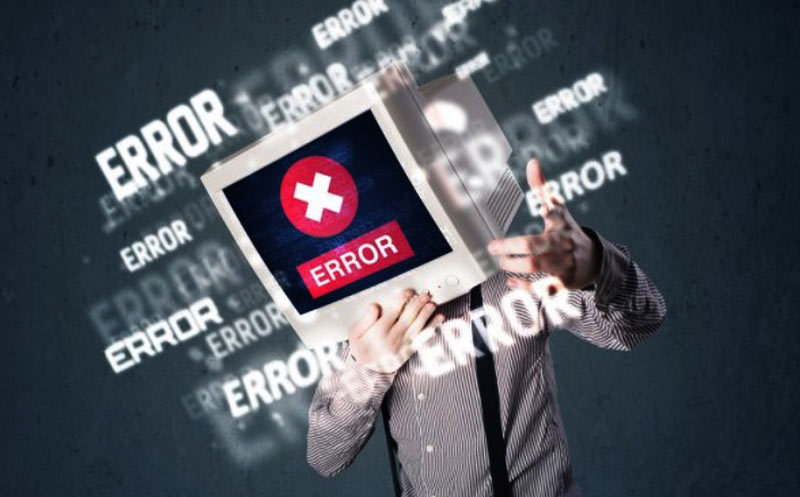 what to do if your background check error