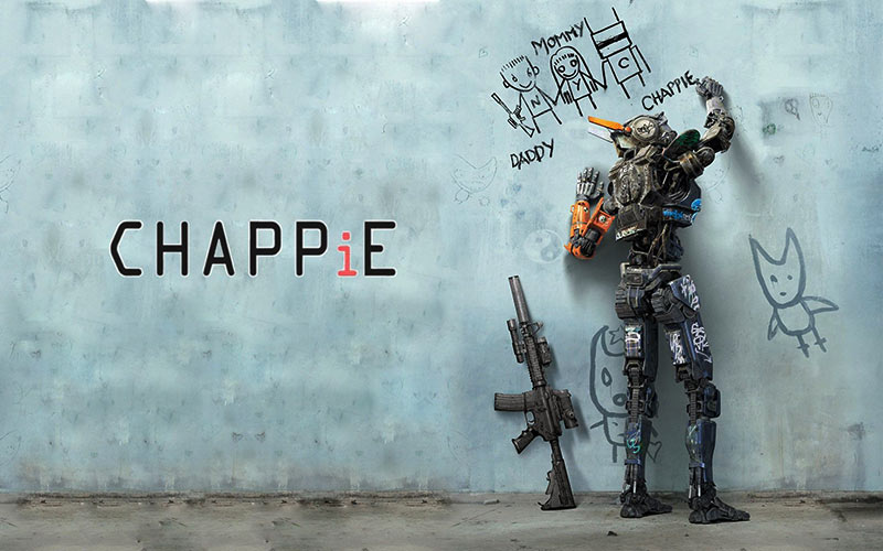 cyberpunk 2077 movie chappie