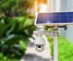 solar security cameras