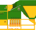 No Maintenance Required for Metra Grain Cleaner