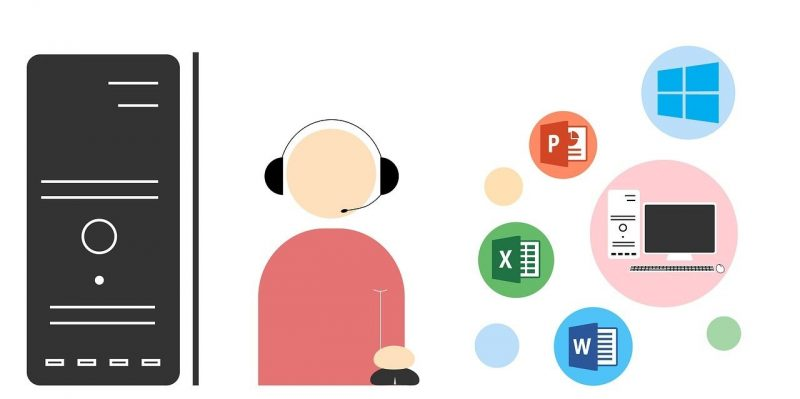 what types of industries can benefit from it support