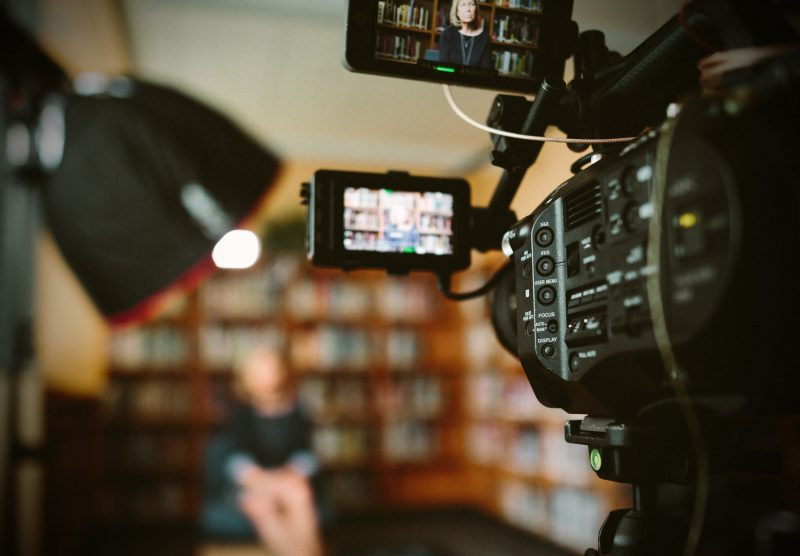 creating promotional videos