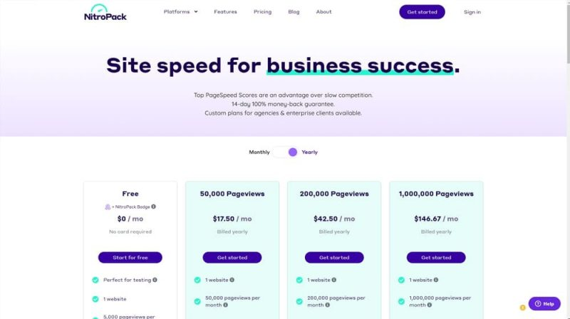reviewing nitropack – the ultimate tool to speed up wordpress2